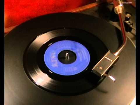 Hank Ballard & The Midnighters - Finger Poppin' Time - 1960 45rpm