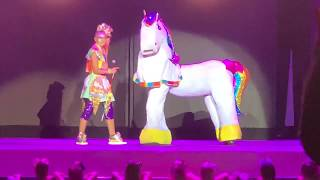 JOJO SIWA DREAM CONCERT - EVERYDAY POPSTAR - KID IN A CANDY STORE - PLEASE SUBSCRIBE & HIT THAT 👍