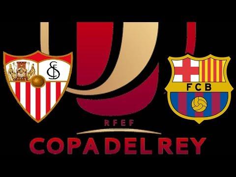 Asi se narraron los goles del Sevilla vs Barcelona Final Copa del Rey 2018 en la radio