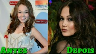 Lab Rats antes e depois || Lab Rats Before and After