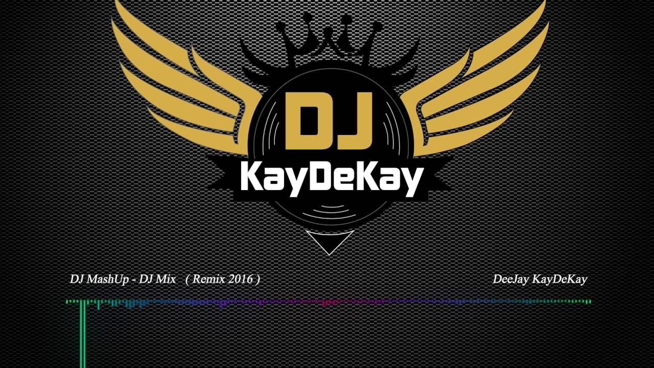 DJ MashUp - DJ Remixes ( 2016 )
