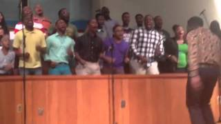 The Love and Faith Mass choir #inevershallforget