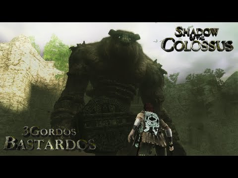 Reseña Shadow of the Colossus | 3 Gordos Bastardos