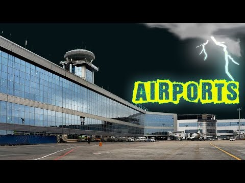 Top 10 Worst airports outside the United States. Russia, South Sudan and Paris are all on here.