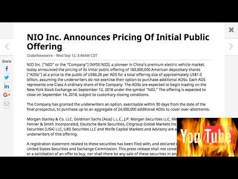 Stocks to buy: NIO Inc. (NYSE: NIO)