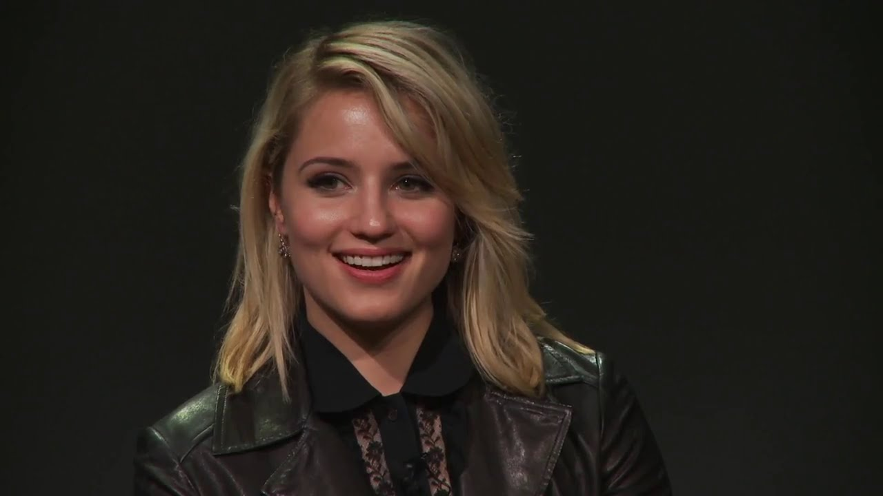 Dianna Agron Q&A for her new movie Bare - YouTube