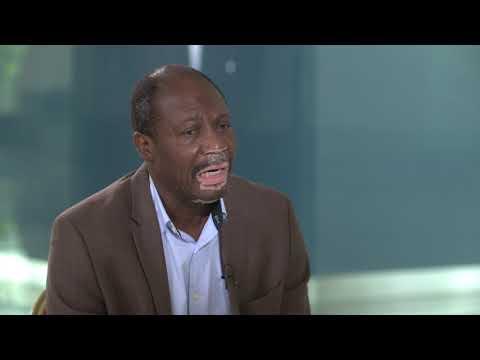 Pierre Dandjinou on ICANN in Africa