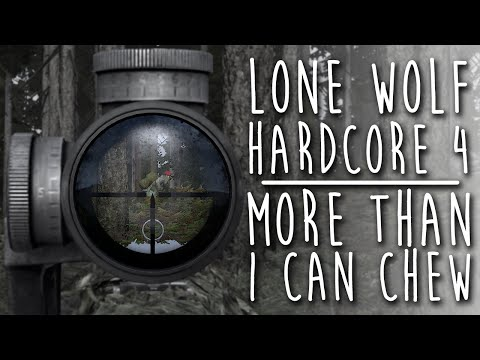 Lone Wolf Hardcore 4 - More Than I Can Chew (DayZ Standalone)