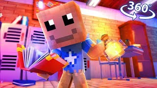 Vr Kick The Buddy - Buddyand39s Revenge - Minecraft 360° Vr Video