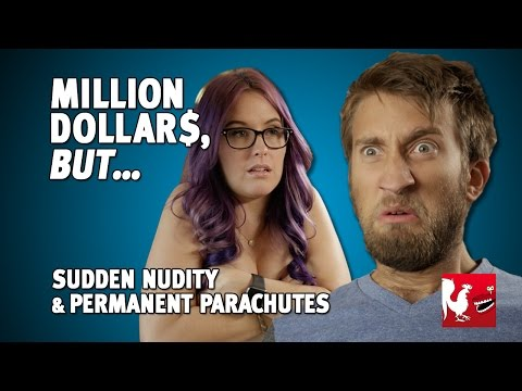 Sudden Nudity & Permanent Parachutes - Million Dollars, But... in 4K