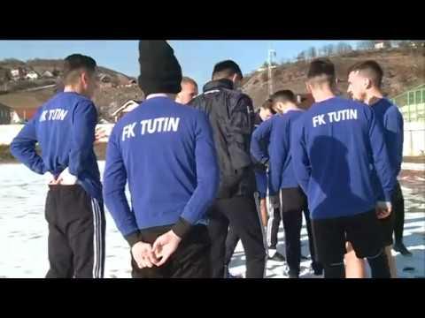 Rezultat slika za Prozivkom na gradskom stadionu,fudbaleri Tutina započeli pripreme