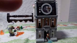 Lego 76108 - Sanctum Sanctorum Showdown PT-Br