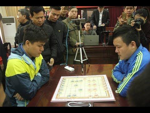 V1 Bắc Ninh Open 2017 : Trần Huỳnh Si La ( DNA ) vs Lại Lý Huynh ( BDU )