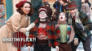 A Christmas Story Live Bombs Miserably