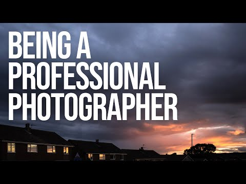 The Truth about Becoming a Professional Photographer