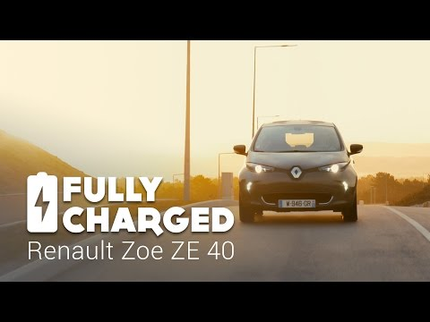 Renault Zoe ZE 40   Fully Charged