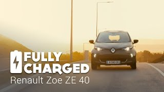 Renault Zoe ZE 40 | Fully Charged