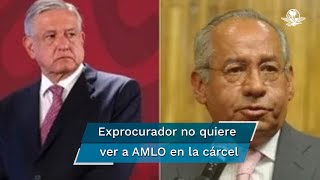 Ignacio Morales Lechuga, exprocurador General de la República, mencionó en entrevista para Latinus qué razones podrían llevar a enjuiciar al presidente Andrés Manuel López Obrador