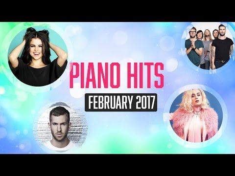 Piano Hits: Relaxing Piano Songs Feburary  Pandapiano