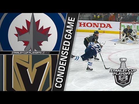 05/18/18 WCF, Gm4: Jets @ Golden Knights