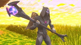 NEW ORACLE AXE HARVESTING TOOL SOUND TEST! Fortnite Battle Royale