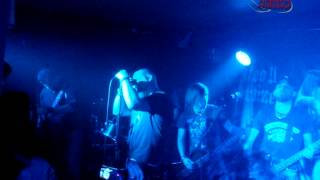 Blood Mortized - Unleashing the hounds - Live 2013-02-08