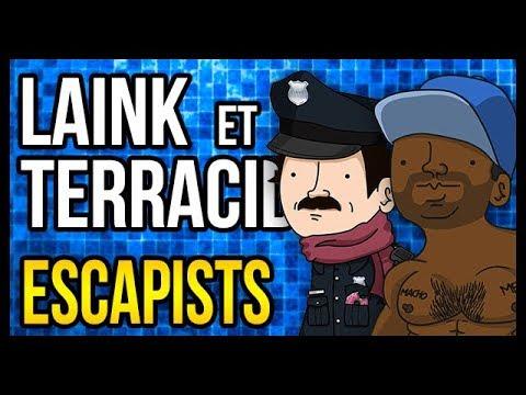 BASTON GÉNÉRALE AVEC LES GARDIENS (Escapists 2)