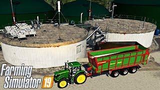 FARMING SIMULATOR 19 #15 - COMPRO IL BIOGAS w/Robymel81 - NORDFRIESISCHE MARSCH GAMEPLAY ITA