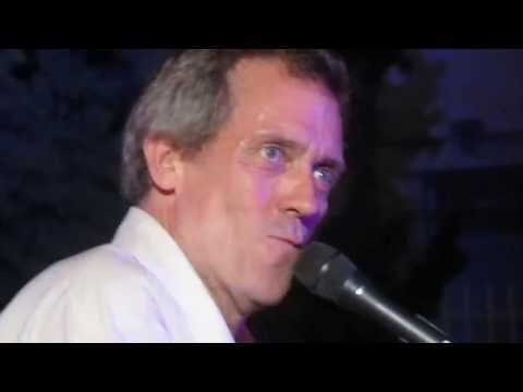 HUGH LAURIE ARLES Going to the Mardi Gras