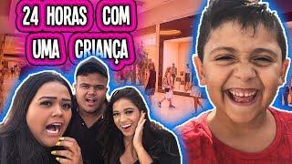 24 HORAS CUIDANDO DE UMA CRIANÇA !!!