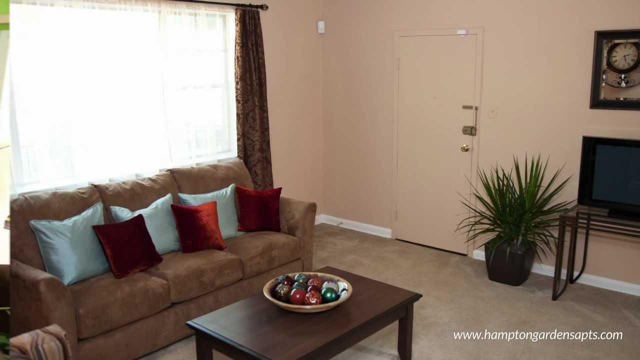 Hampton Gardens Apartments, St. Louis - Model Home - YouTube
