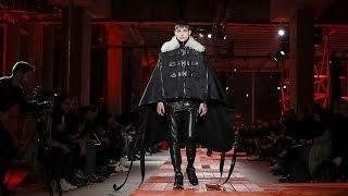 Alexander McQueen   Fall Winter 2018/2019 Full Fashion Show   Menswear