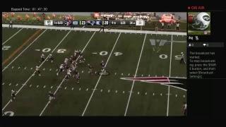 GAME 1 HOU Texans vs NE Patriots