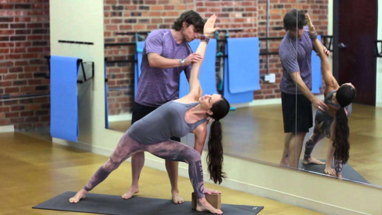 How to Modify Bikram Yoga Poses : Unique Yoga Poses ...