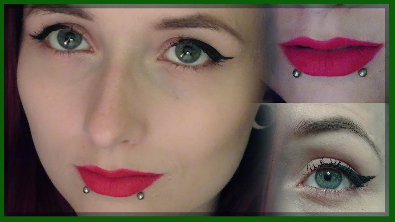 grwm weihnachts make up cat eye rote lippen youtube. Black Bedroom Furniture Sets. Home Design Ideas