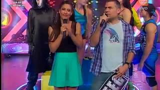 EEG - Mathías Brivio desenmascara a María Pía en vivo - 09/12/2015