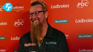 Simon Whitlock INSISTS he is FAR FROM RETIREMENT and aiming high in Minehead