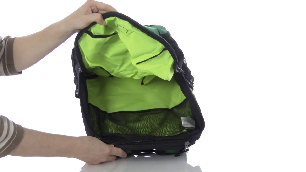 3a3d52f2aa61 adidas ClimaProof Stadium Team Backpack - YouTube