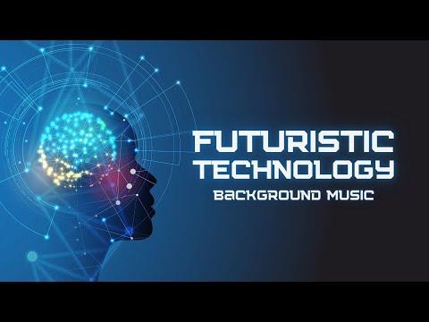 Futuristic Technology Background Music