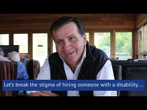 Disability Employment Services - Terry's Story