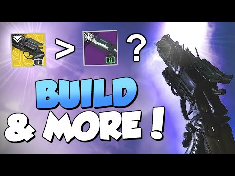 Hawkmoon is Actually INSANE in PvE! (Destiny 2 Beyond Light)