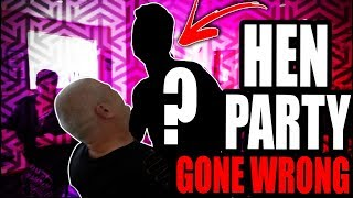 HEN PARTY DISASTER **PRANK!**