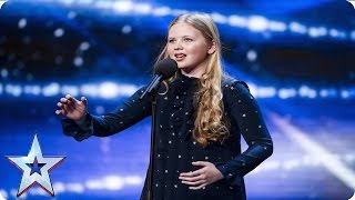 Baixar - Beau Dermott Is Amanda Holden S Golden Girl Week 1 Auditions Britain S Got Talent 2016 Grátis