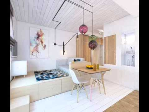 6 beautiful home designs under 30 square meters with floor plan hd 2016 youtube - Gorgeous housessquare meters ...