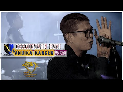 ANDIKA & D'NINGRAT - PERMINTAAN HATI - OFFICIAL MUSIC VIDEO