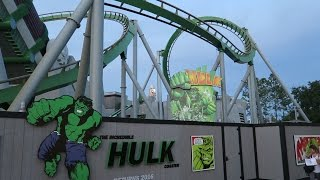 Eating At NBC Sports Grill Brew, An Update On Hulk & King Kong At Islands Of Adventure Universal!