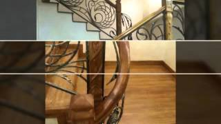Лестница авторская(Лестница авторская на заказ от производителя. www.tonkaiagran.com 89263993363., 2016-02-19T19:49:18.000Z)