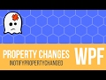 C# WPF Tutorial - Using INotifyPropertyChanged