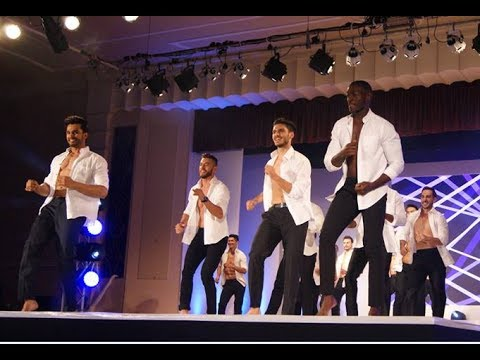 Rohit Khandelwal's Stellar Performance At Mr World 2016