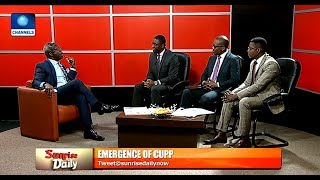 Emergence Of CUPP A Symptom Of Desperation - Rotimi Fasakin Pt.2 |Sunrise Daily|